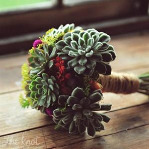 Rustic Bridesmaid Bouquet