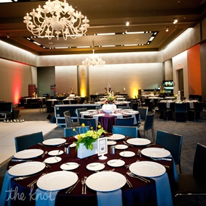 Modern Reception Tables