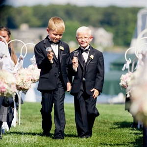 Adorable Wedding Children