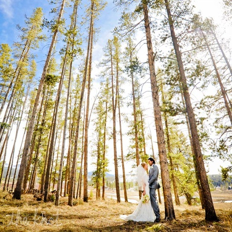 Outdoor Colorado Wedding Photos