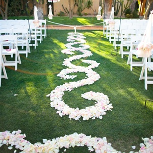 Ceremony Aisle Décor
