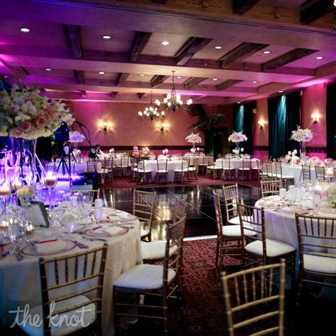 Romantic Reception Décor