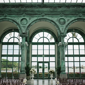 Flagler Museum Wedding Ceremony