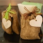 Burlap Bag Favors
