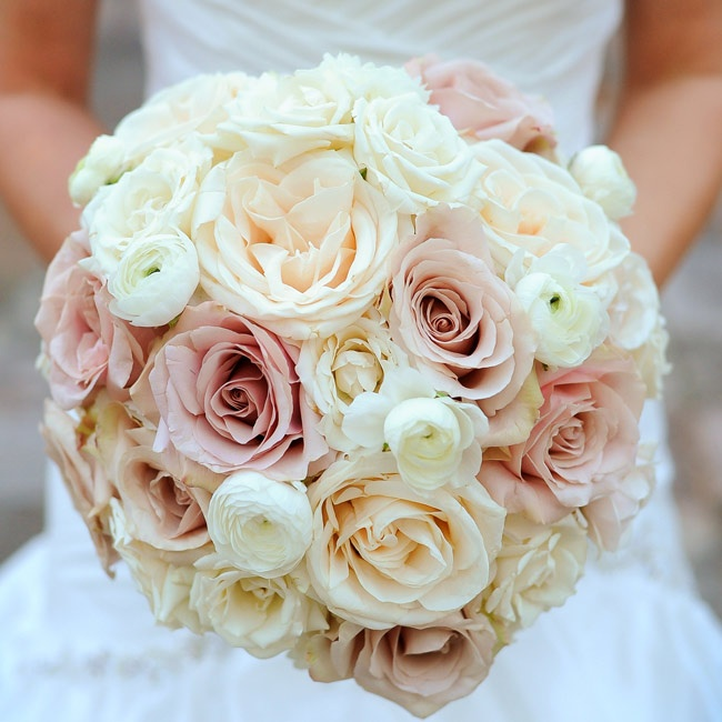 Bridal Bouquets Pink And White : Moved permanently