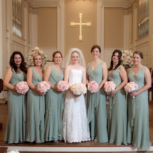 J. Crew Bridesmaid Dresses