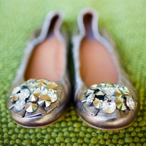 Glam Wedding Flats