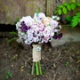 Purple and Pastel Bouquet