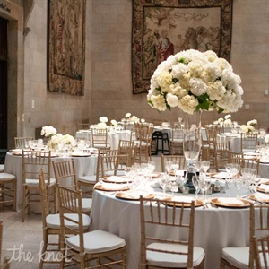 Peony Centerpieces