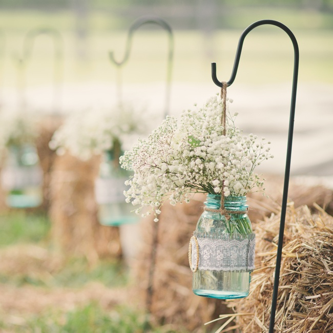 Blue Mason Jars Wedding Ideas: 301 Moved Permanently