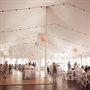 The Airy Reception Tent