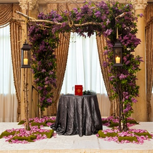 Wedding Arch Ceremony Decor