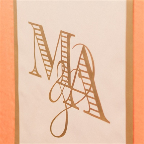 Personalized Monogram Stamp