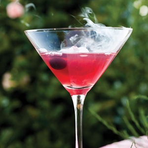 Pink Signature Cocktail