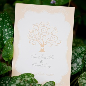 Blush Pink Ceremony Programs