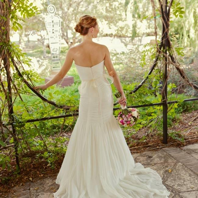Wedding Gowns San Antonio: A Cheery Garden Wedding In San Antonio, TX