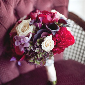 Rich Bridal Bouquet
