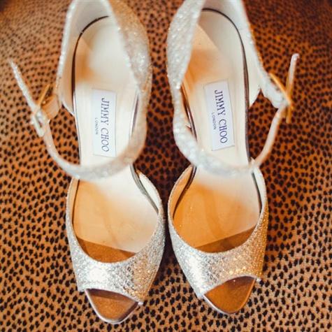 Glamorous Peep-toe Shoes