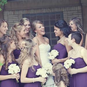 Liz Fields Bridesmaids Dresses