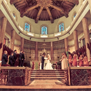 Blessed Sacrament Church Wedding