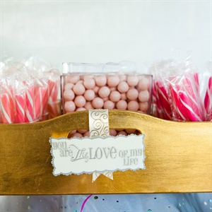 Pink Candy Bar Ideas
