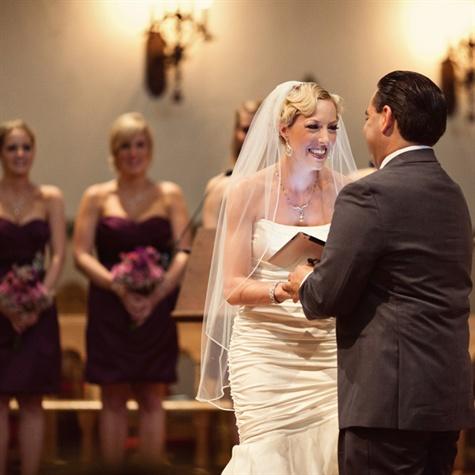 Mission Santa Clara de Asís Wedding Ceremony