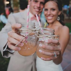 Berry Martini Signature Drink