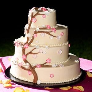 Blossom-inspired Cake