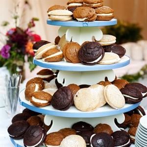 Whoopie Pie Wedding Desserts