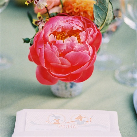 Floral Tabletop Decorations