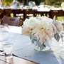 Blush Reception Centerpieces