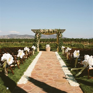 Vineyard Ceremony