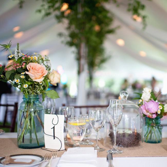 Mason Jar Wedding Reception Ideas: 301 Moved Permanently