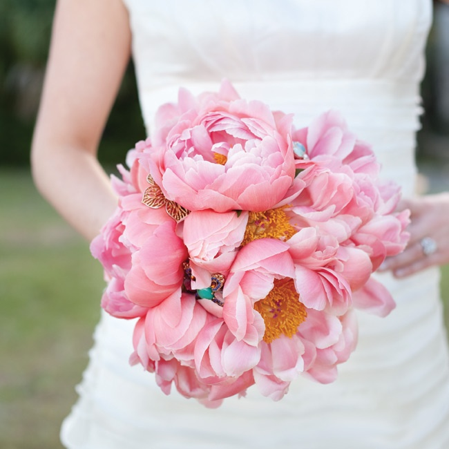 Wedding Flowers In Jacksonville Fl : Designed by the bride flowers from fiftyflowers