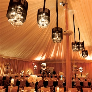 Reception Chandeliers
