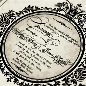 Circular Invitations