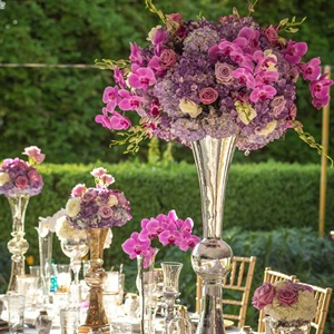 Lush Centerpieces