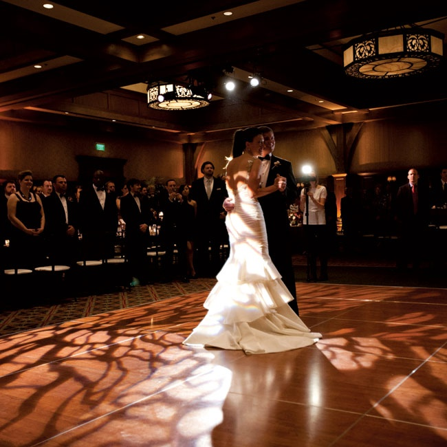 "Two of Ali's best friends from college sang the couple's first dance song, ""Your Song"" by Elton John."