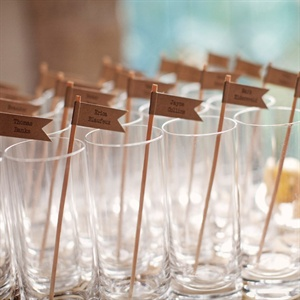Escort Card Stirrers
