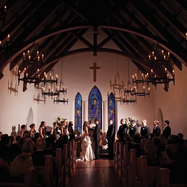 Rustic Barn Weddings In Ga: A Chic Rustic Wedding In Sea Island, GA