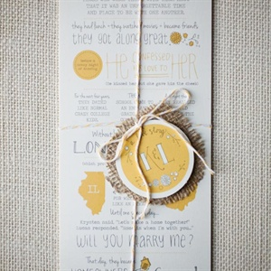 Whimsical Invitations