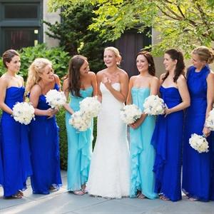 Bridesmaids' Looks