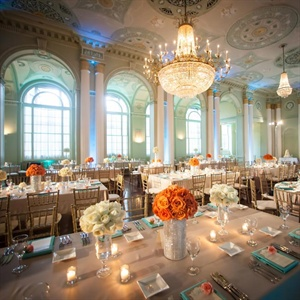 Reception at the Biltmore Ballrooms