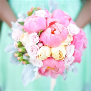 Bridesmaids&#39; Bouquets