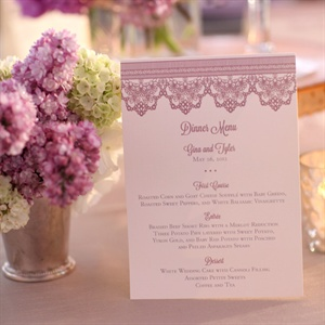 Menu Cards