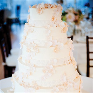 Ivory Wedding Cake