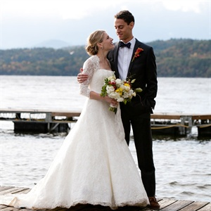 Ceremony and Reception Site: Basin Harbor Club, Vergennes, VT