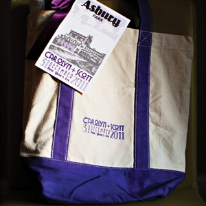 Personalized Welcome Bags