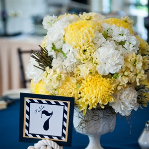 Nautical Centerpiece Decor