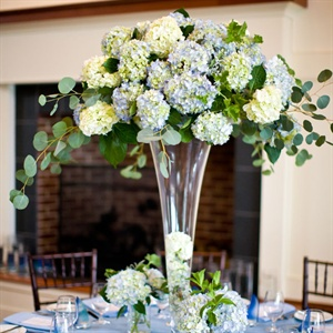 Tall Blooming Centerpieces